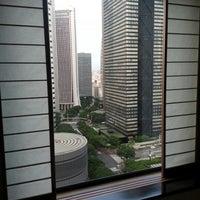 Foto tirada no(a) Hilton Tokyo por Joe M. em 6/23/2012
