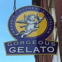 Foto tomada en Gorgeous Gelato por jessica m. h. el 8/13/2012