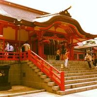 Foto diambil di Hanazono Shrine oleh u3noken1 pada 6/30/2012