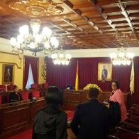 Photo prise au Concello de Lugo par Iñigo G. le4/28/2012