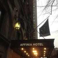 Снимок сделан в Shelburne Hotel & Suites by Affinia пользователем Greg B. 2/16/2012