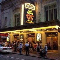 Foto diambil di Longacre Theatre oleh Doug L. pada 8/11/2012