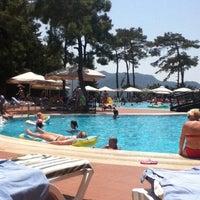 7/6/2012 tarihinde Charlotte C.ziyaretçi tarafından Grand Yazıcı Club Turban'de çekilen fotoğraf