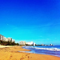 Photo Taken At Isla Verde Beach By Raul C On 9 3 2017