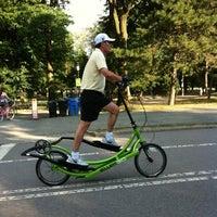 Foto scattata a Central Park Loop da Nestor B. il 7/5/2012