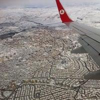 3/1/2012 tarihinde Erkan M.ziyaretçi tarafından Ankara Esenboğa Havalimanı (ESB)'de çekilen fotoğraf