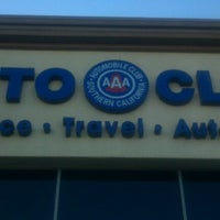 Photo Taken At Aaa Automobile Club Of Southern California By Deborah J On 2