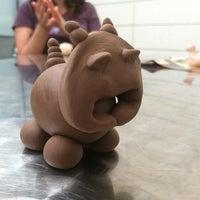 8/9/2012 tarihinde Nicole T.ziyaretçi tarafından Nasher Museum of Art'de çekilen fotoğraf