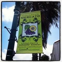 Снимок сделан в Little Italy Mercato пользователем Shocm 4/14/2012