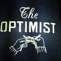 Das Foto wurde bei The Optimist von Joe D. am 6/16/2012 aufgenommen