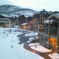 Photo taken at Canyons Resort by Eva T. on 2/3/2012