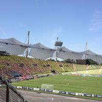 Снимок сделан в UEFA Champions Festival 2012 пользователем Tornike 5/19/2012