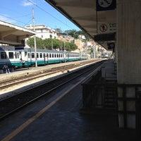Das Foto wurde bei Stazione La Spezia Centrale von Anna H. am 6/5/2012 aufgenommen