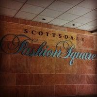Photo taken at Scottsdale Fashion Square by Nadia T. on 7/21/2012