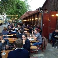 5/9/2012 tarihinde Peter S.ziyaretçi tarafından Pratergarten'de çekilen fotoğraf
