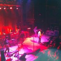 Снимок сделан в Ogden Theatre пользователем Tim C. 3/10/2012