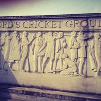 Foto tomada en Lord's Cricket Ground (MCC)  por Malay M. el 3/22/2012