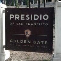Photo prise au Presidio de San Francisco par Jeremy L. le8/13/2012