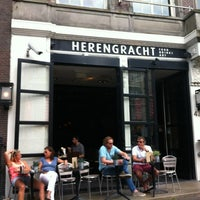 8/17/2012 tarihinde Nikos G.ziyaretçi tarafından Herengracht Restaurant & Bar'de çekilen fotoğraf