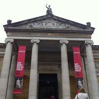 Das Foto wurde bei The Ashmolean Museum von Patricia D. am 4/28/2012 aufgenommen