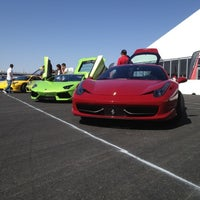 Снимок сделан в Exotics Racing пользователем Brian F. 4/7/2012
