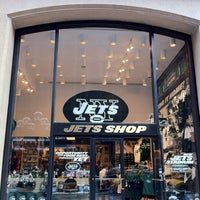 6185c351 ... Photo taken at Official New York Jets Store by Frank S. on 4/26 ...