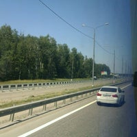 Photo prise au М-2 Симферопольское шоссе par Дмитрий А. le7/8/2012
