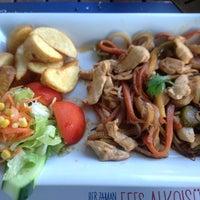 Foto scattata a telwe Kahve Evi da Afet il 7/6/2012