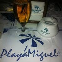 รูปภาพถ่ายที่ Playa Miguel Beach Club โดย Mititelu เมื่อ 8/1/2012