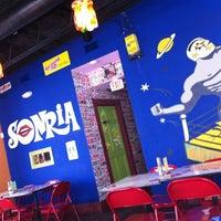 Foto tirada no(a) Tacos A Go-Go por Gabriella em 9/7/2012