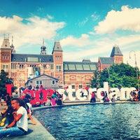 Photo prise au I amsterdam par Zhengli Z. le8/3/2012
