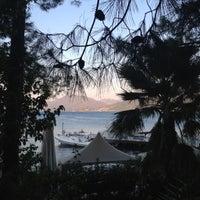 8/16/2012 tarihinde özgür U.ziyaretçi tarafından Grand Yazıcı Marmaris Palace Beach'de çekilen fotoğraf