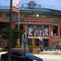 Durham Bulls Athletic Park - Baseball Stadium in Durham