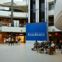 Das Foto wurde bei Koskikeskus von Tomi H. am 7/4/2012 aufgenommen
