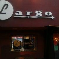 Das Foto wurde bei Largo at the Coronet von Shok am 4/18/2012 aufgenommen