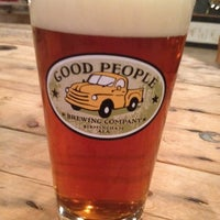 Foto tirada no(a) Good People Brewing Company por Zac em 5/11/2012