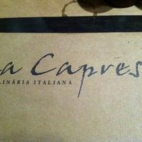 Foto diambil di La Caprese Doc oleh Camila G. pada 9/8/2012