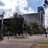 รูปภาพถ่ายที่ Discovery Green โดย Gonzalo M. เมื่อ 2/21/2012