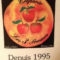 Das Foto wurde bei Crêperie Les 3 Pommes von Alex L. am 2/28/2012 aufgenommen
