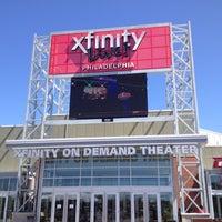 4/6/2012 tarihinde Dave W.ziyaretçi tarafından XFINITY Live! Philadelphia'de çekilen fotoğraf