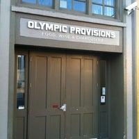 Das Foto wurde bei Olympia Provisions SE von Diego C. am 7/24/2012 aufgenommen