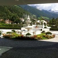 Foto scattata a *****Deluxe Hotel & Spa Resort Alpenpalace da Chiara B. il 8/30/2012
