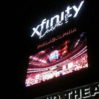 5/5/2012 tarihinde Stepfon W.ziyaretçi tarafından XFINITY Live! Philadelphia'de çekilen fotoğraf
