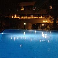Foto tirada no(a) Rixos Downtown Pool por Lucas G. em 4/14/2012
