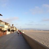 Photo prise au Hermosa Beach - The Strand par Kei O. le6/1/2012