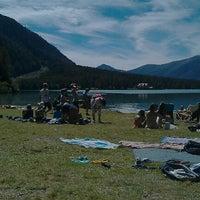 Das Foto wurde bei Restaurant Platzl am See in Antholz von Monica M. am 8/28/2012 aufgenommen