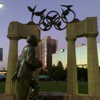 Foto tomada en Centennial Olympic Park por Emerson S. el 9/10/2012
