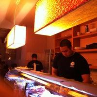Das Foto wurde bei KUCHI Mitte von Nick D. am 5/12/2012 aufgenommen