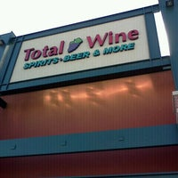Photo taken at Total Wine & More by Andrew D. on 2/27/2012