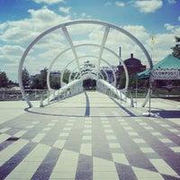 Foto tirada no(a) The Yards Park por De'Mesha A. em 6/15/2012